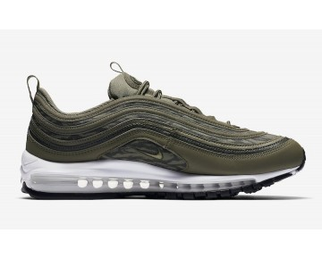 "Nike Hombre Air Max 97 ""Tiger Camo"" Pack AQ4132-200 Medium Olive/Medium Olive-Sequoia-Negras"
