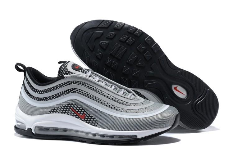 Comprar Nike Air Max 97 Ultra 17 HombreMujer Plata