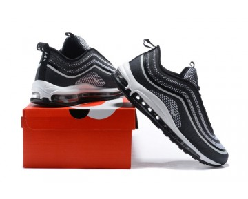 Nike Air Max 97 Ultra 17 - Hombre/Mujer - Negras/Blancas 918356-001