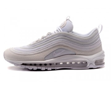 Hombre/Mujer Nike Air Max 97 Zapatillas Cumbre/Blanca 921826-100