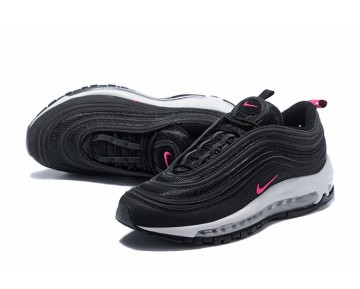 Hombre/Mujer Nike Air Max 97 Negras/Rojo Cereza/Rosa/Blancas