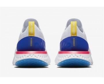 Nike Epic React Flyknit Mujer Blancas AQ0067-101