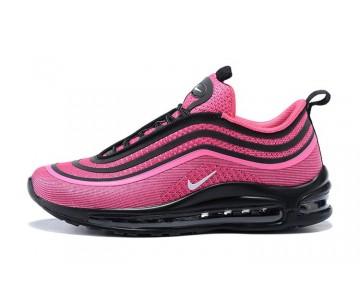 Nike Air Max 97 Ultra 17 Mujer Corredor Rosa/Negras 917999-001