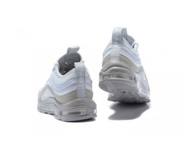Nike Hombre Air Max 97 Ultra 17 Blancas/Gris Lobo 921826-002