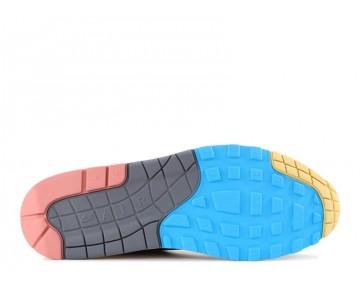 AJ4219-400 Hombre Sean Wotherspoon x Nike Air Max 97/1 Hybrid LT Azul FURY/LEMON WASH