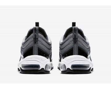 Hombre Nike Air Max 97 Zapatillas Gris Frío/Negras-Blancas 921826-010