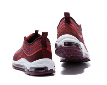 Nike Hombre Air Max 97 Ultra 17 Equipo Rojo/Blancas/Equipo Rojo/Particle Rose