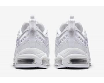 Nike Mujer Air Max 97 Ultra 17 Blancas/Blancas-Gran Gris AO2326-100