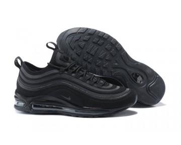 Nike Hombre Air Max 97 Ultra 17 Todas Negras/Triple Negras 924452-001